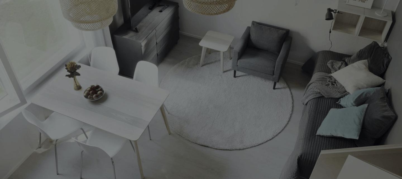 Möblerade lägenheter för företag